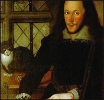 Покровителя Шекспира высветил рентген