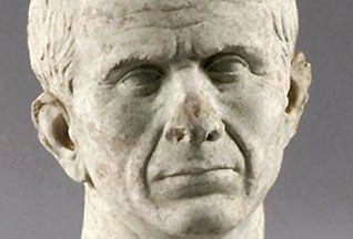 На дне Роны обнаружено древнейшее изваяние Цезаря