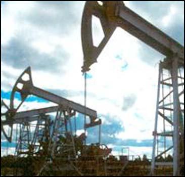 Динозавры погибли из-за нефти?