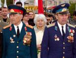 В столице Приднестровья отметили 63-ю годовщину Великой Победы