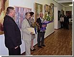 Рыбницкие преподаватели и студенты представили на выставке свои картины