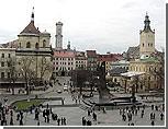 Власти Львова обеспокоены отсутствием помощи для ремонта театра