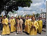 В Тирасполе прошел крестный ход, посвященный Дням славянской письменности и культуры