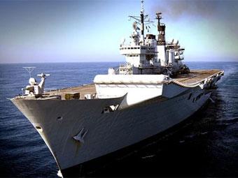 Великобритания и Франция поделятся авианосцами друг с другом