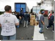 Водители грузовиков пригрозили поддержать забастовку рыбаков в Испании