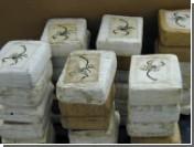 На кондитерской фабрике в Аргентине нашли 250 килограммов кокаина