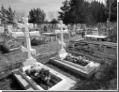В России заканчиваются кладбища