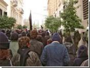 Греческие анархисты сожгли автомобиль российской дипмиссии