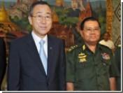 Генсек ООН уговорил Мьянму принять гуманитарную помощь