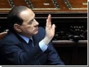 Сенат проголосовал в поддержку правительства Берлускони