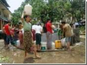 В районе столицы Мьянмы формируется новый циклон