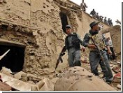 В боях на юго-западе Афганистана уничтожены более сотни талибов