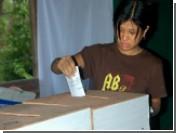 В разоренной ураганом Мьянме проходит референдум по новой конституции