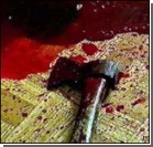 Пенсионер устроил жене кровавое побоище