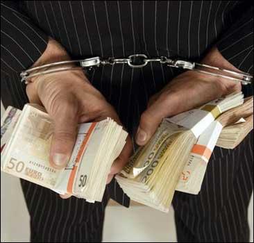 Суммы взяток в Украине всё растут
