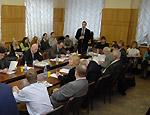 В Перми молодежь из разных стран обсуждает европейские проблемы