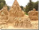 В Перми откроется галерея песчаных скульптур