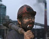 В Воркуте прошел митинг протеста шахтеров