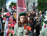 День Победы в Симферополе: участие в празднике приняли десятки тысяч крымчан