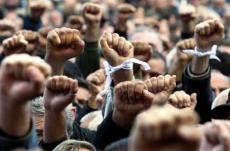 """Грузинская оппозиция """"столкнулась"""" с НАТО"""