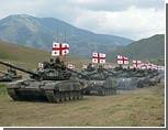 В окрестностях Тбилиси взбунтовались танковые части