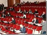 Регионы могут уравнять в парламентах