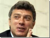 На Бориса Немцова посыпались предложения выдвинуться в мэры