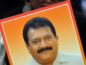"""Власти Шри-Ланки предъявили доказательства гибели лидера """"Тамильских тигров"""""""