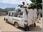 Из пакистанской долины Сват бежали 500 тысяч жителей