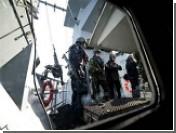 Шведский корвет захватил семерых сомалийских пиратов