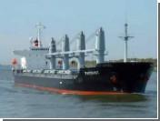 Пираты отпустили немецкий зерновоз с украинцем на борту