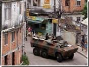 Арест наркоторговцев спровоцировал беспорядки в Сан-Паулу