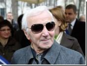 Шарль Азнавур назначен послом Армении в Швейцарии