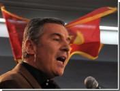 Италия закрыла дело против премьера Черногории
