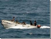 Сомалийские пираты захватили шедшее под охраной судно