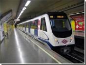 В мадридском метро с рельсов сошел поезд