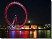 Лондонское колесо обозрения сэкономит на электричестве