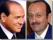 Лидер ЕАЕК встретился с Сильвио Берлускони