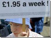 Экономисты спрогнозировали повышение пенсионного возраста в Великобритании