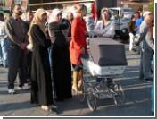 Датских мусульманок обязали показывать лица автобусным контролерам