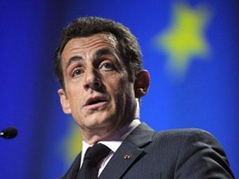 Саркози призвал создать европейскую газовую биржу