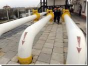 Транзит газа через Украину снизился вдвое за четыре месяца