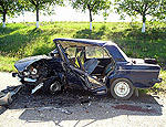 В Дубоссарском районе в ДТП один человек погиб и двое ранены