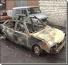 Милиция спасла угонщиков такси от расправы