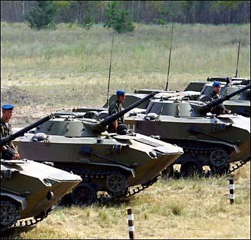 Мятеж в Грузии: танки должны были пойти на Тбилиси