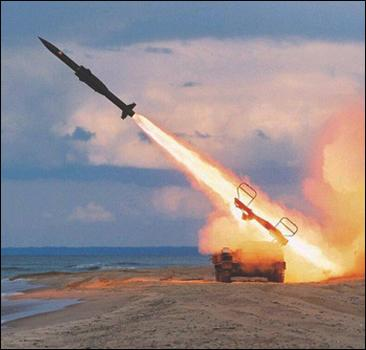 Северная Корея снова запустила ракету