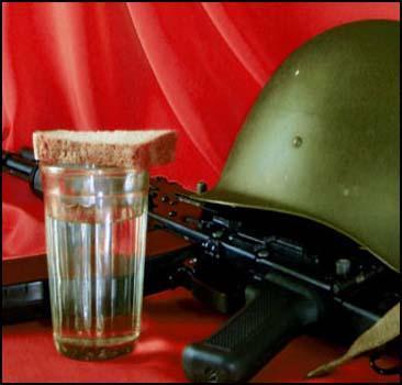 Националисты осквернили память советских воинов