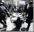Студенты не понравились полиции - пострадало 30 человек