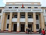 Приднестровский госуниверситет налаживает связи с писательской организацией республики