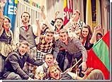 """Приднестровская команда КВН """"Оранжевое настроение"""" получила поздравления по случаю удачного выступления в Европе"""